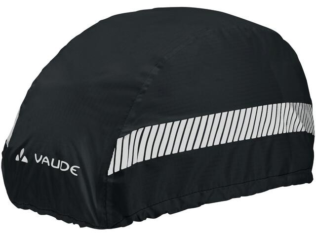 VAUDE Luminum Helmet Raincover, black